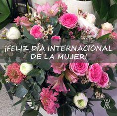 ¡Feliz #DíaInternacionaldelaMujer a todas!