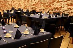 Sininen kattaus Conference Room, Table, Home Decor, Decoration Home, Room Decor, Tables, Home Interior Design, Desk, Tabletop