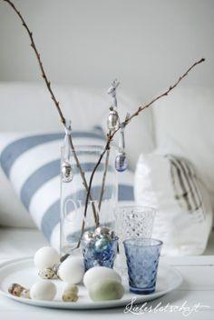 Easter Decoration via Liebesbotschaft #diy