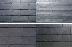 James Hardie Panels In Dark Grey With Exposed Fastening