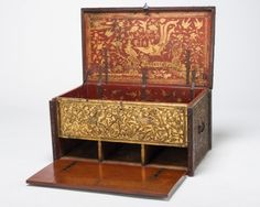 Cabinet Treasure Boxes, Casket, Civilization, Cabinets, Decorative Boxes, Museum, Asian, Furniture, Home Decor