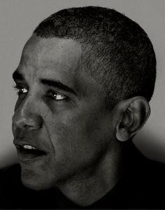 President Barack Obama    VintageAfrica