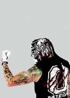 man o'war Lucha Underground, Man O, Pentagon, Wwe, Superstar, Legends, Zero, Wrestling, Lucha Libre