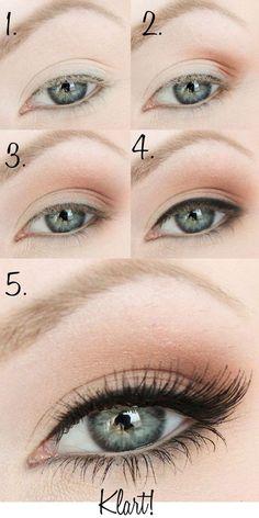 Maquillage Yeux Skönhet | Modern Mom Skönhet