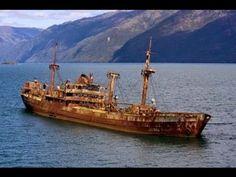 El Triangulo de las Bermudas, el Barco SS Cotopaxi reaparece después de ...