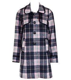 ALANNAH HILL She Blinked! Coat Grey RRP $549 Size 8