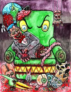 Pee Wee's Undead Playhouse