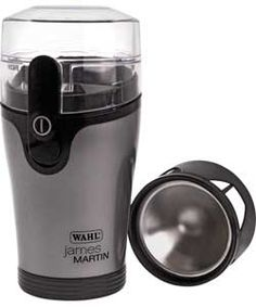 Buy James Martin ZX809X Spice and Coffee Grinder - Silver at Argos.co.uk, visit Argos.co.uk to shop online for Coffee grinders