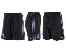 Real Madrid Blank Sec Away Shorts