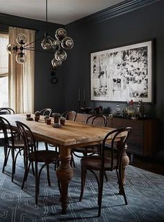 Alluring dining room wall decor ideas 01 00014 — dreamalittlemore.com