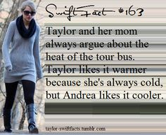 That sounds like how I'm always cold, and my mom is warm.