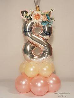 Birthday Themes Ideas for Teens 47 Ideas for 2019 - Happy Birthday! Balloon Centerpieces, Balloon Decorations Party, Balloon Garland, Birthday Party Decorations, Balloon Ideas, Balloon Flowers, Balloon Bouquet, Ballon Arrangement, Deco Ballon