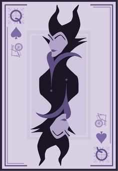 Queen of Spades #Disney