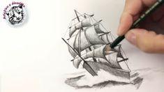 Como Dibujar un Barco a Lapiz Paso a Paso Tecnicas de Dibujos A Lapiz, Dibujos A Lpiz, Dibujos Arte, Dibujos Faciles, Dibujos Kawaii, Dibujos De Disney, Dibujos Sencillos, Dibujos Paso A Paso, Dibujos Creativos, Dibujos De Chicas, Dibujos Mandalas. #dibujosalapiz #dibujosarte Triangle, Tattoos, Drawings, Painting, Video Tutorials, Drawing Ideas, Youtube, Spanish, Anime