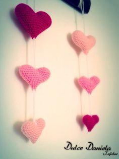 Love.  http://www.facebook.com/DulceDanielaTejidos