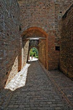 Brancion, Martailly-lès-Brancion, Saône-et-Loire, Burgundy, France