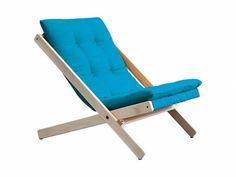 Boogie Futon Liegestuhl inkl. Matratze Horizon Blue Gestell Buche Natur online kaufen ✓Versandkostenfrei in Deutschland ✓Kauf auf Rechnung möglich ✓Fachberatung