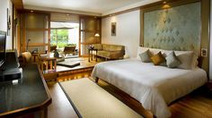 泰国曼谷素可泰酒店 The Sukhothai Bangkok_极致之宿