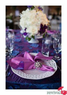 Party Decor #partydecor #purple