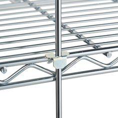 Stainless Wire Shelving Wire Shelving, Kitchen Storage, Storage Organization, Clothes Hanger, Home Kitchens, Chrome, Decor Ideas, Coat Hanger, Kitchen Organization