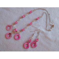 Kaulakoru ja korvakorut Earrings, Jewelry, Fashion, Ear Rings, Jewellery Making, Moda, Stud Earrings, Jewerly, Jewelery