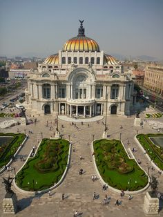 Image detail for -... Mexico City. One of the most beautiful buildings I've seen in person