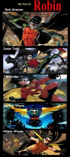 I'd rather there be Stephanie Brown than Helena, but I love this besides that