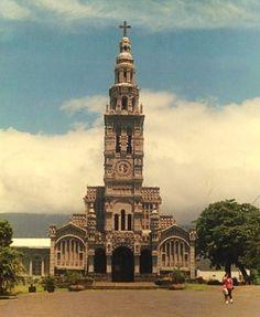 Church on the Reunion Island