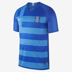 c143a7d25 2018 Greece Stadium Away Men s Soccer Jersey Football Kits