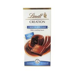 Lindt  Creation  Chocolate Cake  150g Case of 14 * Continue to the product at the image link.