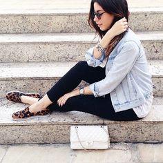 5 maneiras de usar leggings e continuar cool - Moda it