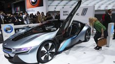 BMW i8 Hyrid