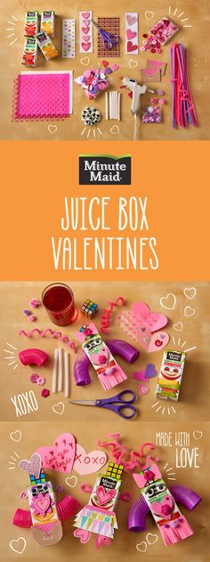 Grab your kids and craft these fun and silly DIY Valentine's Day gifts to remind a parent in your life they are #doingood.