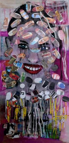 Buy Сonfetti, Collage by Pavel Kuragin on Artfinder. Discover thousands of other original paintings, prints, sculptures and photography from independent artists.