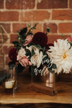 This Romantic Brewery Wedding had all the character you need! We loved adding candlelight with our Assorted Cylinders and making the Wishing Well area something special, but the stand out was definitely our Copper Pipe Arbor! Suppliers // Photography: Georgia Verrells Photography / Design, Styling, Decor: The Small Things Co / Floristry: Flos Botanical Studio / Venue: Mountain Goat Brewery Brewery Wedding, Wishing Well, Event Styling, Small Things, Table Numbers, Clear Acrylic, Goat, Georgia, Candle Holders
