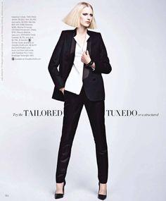Julia Nobis for US Harper's Bazaar (October 2013) by Nathaniel Goldberg  #ClareRichardson #Harper'sBazaar(US) #JuliaNobis #NathanielGoldberg #SallyBranka #Shon #Tracylee