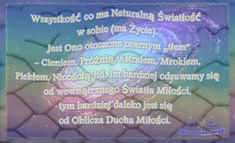 Naturalna Światłość Życie Miłość WWW.jasnowidzjacek.blogspot.com