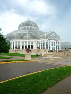 Como Zoo and Conservatory in Minneapolis, Minnesota.  For more info, http://www.comozooconservatory.org/