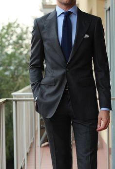 paul-lux: New Kingston MTM suit (Scabal fabric) Finamore shirt Charvet tie John Lobb shoes