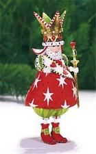 Patience Brewster Krinkles King of Hearts Ornament 08-30890