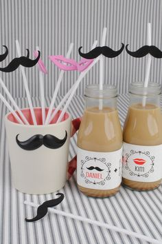 Great way to rock to stache! #mustache #party