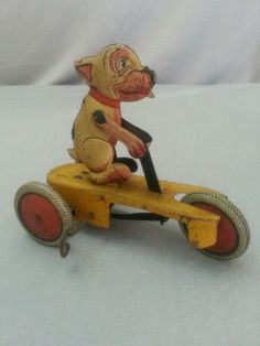 Antique Tin Toy Made in Italy Bell Very RARE Latta Litografata | eBay