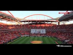 """Making Of Coreografia Estádio da Luz - ROAD TO AMSTERDAM"""