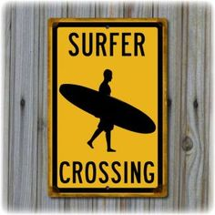 WTF (What The Fun!) :: Surfer Crossing -