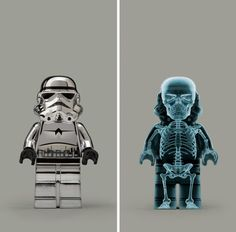 Lego Wars series by New York based fine art photographer Dale May. Dale uses macro photography to transform tiny, plastic, Star Wars LEGO fi...