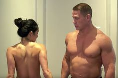Nikki Bella And John Cena Getting Naked Is The Funniest Thing You'll See Today