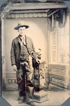 Kansas Cowboy 1880s