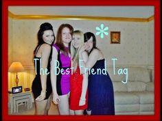The Best Friend Tag   InitiallyCameraShy - YouTube