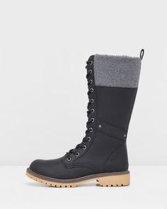 Duffy vinterstøvler