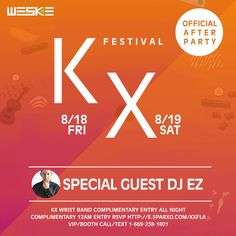 Los Angeles this wknd We pop - RSVP 12am entry http://e.sparxo.com/kxfla VIP/Booth call/text 1-669-238-1801 — #la #hiphop #party #losangeles #kxfestival #kx #afterparty #ktown #kconla #boundla #에프터파티 #엘에이라이프 #케이타운 #주말